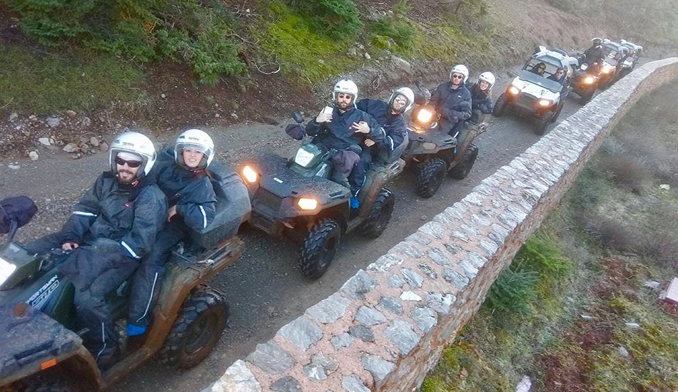 Parnassos Experience - Quad, Buggy